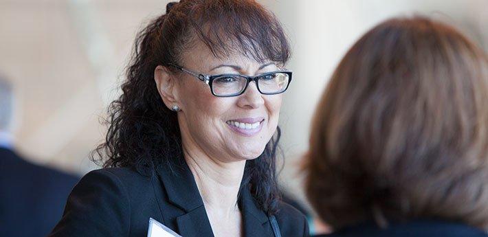Rose Washington, (Retired) Chair of the Kansas City Head Office Board