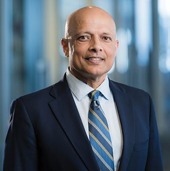 Navin Dimond, Chair of the Branch Board Profile Picture