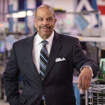 Edmond Johnson, Chair Profile Picture