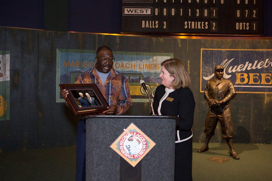 Negro Leagues Baseball Museum Tour