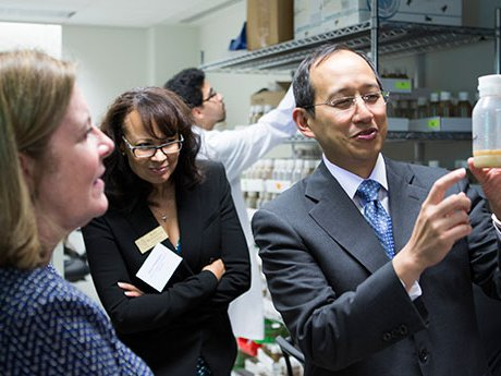 Stowers Institute for Medical Research Tour