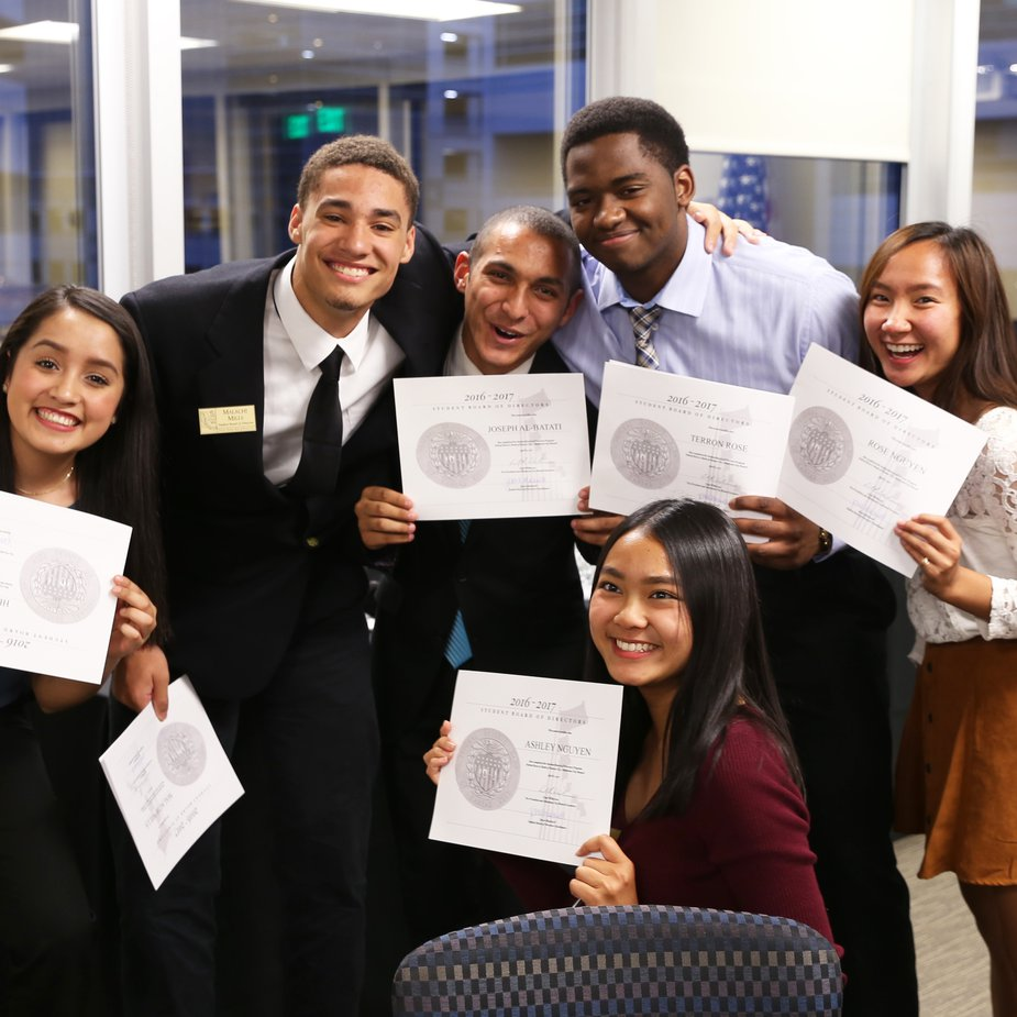 Coming Fall  2021 - Student Board of Directors Application Process