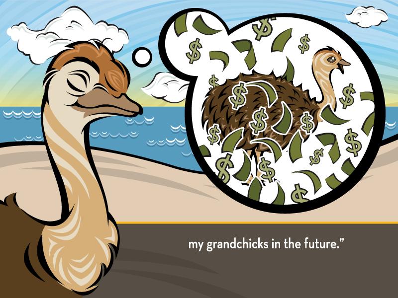 """my grandchicks in the future."""""""