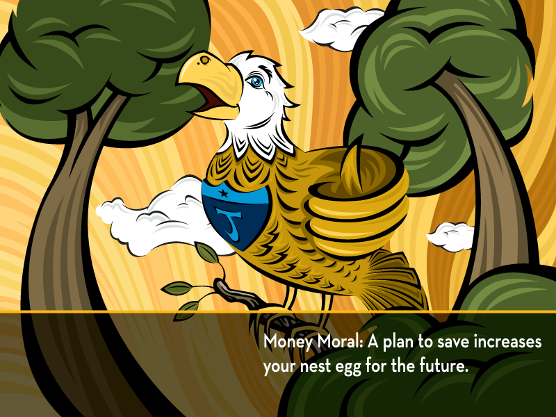 Money Moral: A plan to save increases your nest egg for the future.